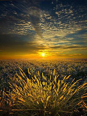 Farmland Photograph - Rural Choir by Phil Koch