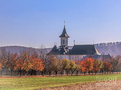 Photograph - Rural Church In Romania by Claudia M Photography