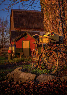 Photograph - Rural Curbside Appeal by Brad Koop