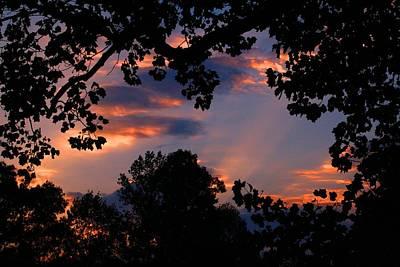 Photograph - Rural Dawn by Kathryn Meyer