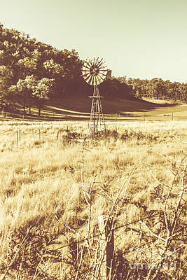 Photograph - Rural Farm Ranch by Jorgo Photography - Wall Art Gallery