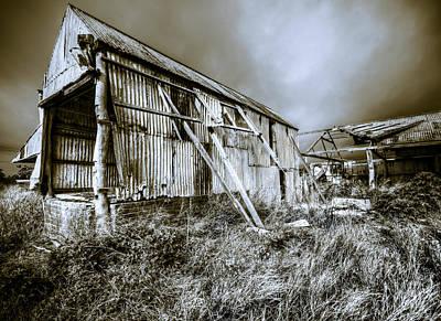Photograph - Rural Gothic by Wayne Sherriff