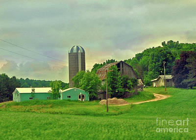 Photograph - Rural Jewel by Lydia Holly