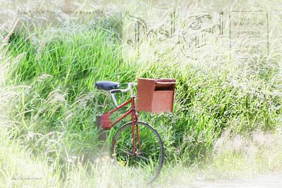 Photograph - Rural Mailbox by Jean OKeeffe Macro Abundance Art