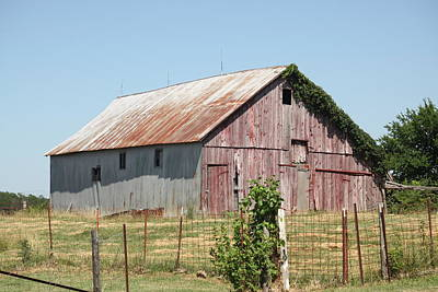 Photograph - Rural Moberly  by Anthony Cornett