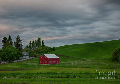 Photograph - Rural Morning by Idaho Scenic Images Linda Lantzy