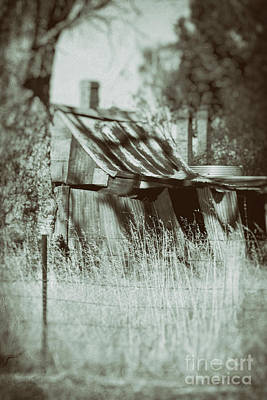 Photograph - Rural Reminiscence by Linda Lees