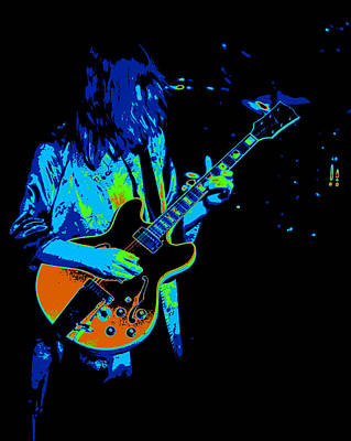 Photograph - Rush 77 #5 Enhanced In Cosmicolors by Ben Upham