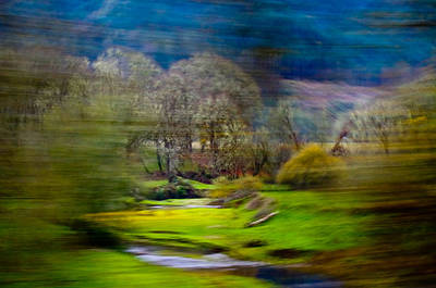 Photograph - Rushing Meander by Adria Trail