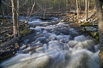 Photograph - Rushing Waters by David Freuthal