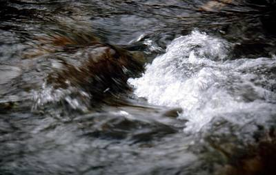 Photograph - Rushing Waters by John Schneider