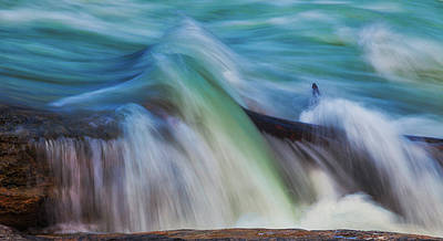 Photograph - Rushing Waters by Rick Furmanek
