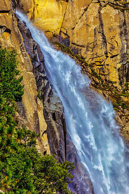 Photograph - Rushing Wild Cat Falls by Garry Gay