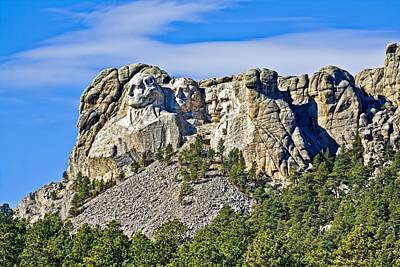 Photograph - Rushmore by Tatiana Travelways
