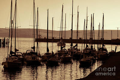 Photograph - Russet Harbour by Baggieoldboy