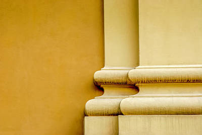 Photograph - Russian Columns by KG Thienemann