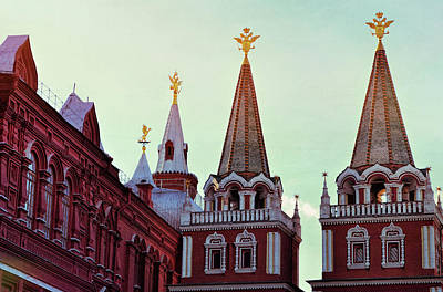 Photograph - Russian Gold by JAMART Photography