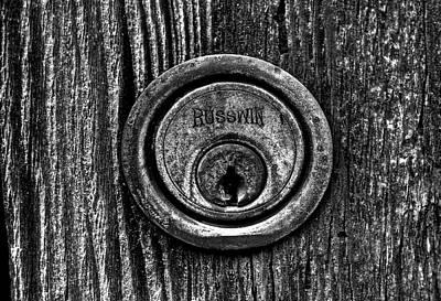 Russwin Lock Hdr Original