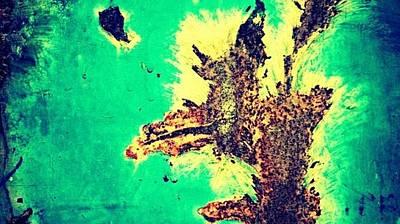 Animal Watercolors Juan Bosco - Rust 2  by Paulo Guimaraes