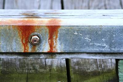 Photograph - Rust by David S Reynolds