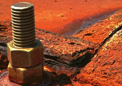 Photograph - Rust by Robert Och