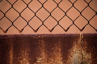 Photograph - Rust Soaked by Steve Gravano