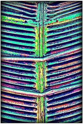Photograph - Rust Vivid Colors by Tatiana Travelways