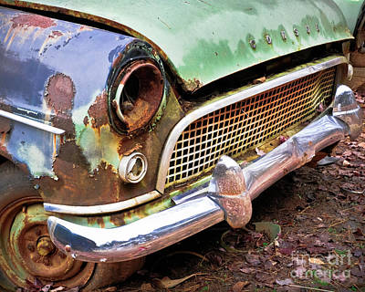 Photograph - Rusted 14 by Patrick M Lynch