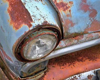 Photograph - Rusted 16 by Patrick M Lynch