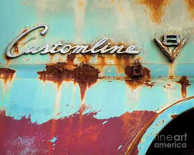 Photograph - Rusted 17 by Patrick M Lynch