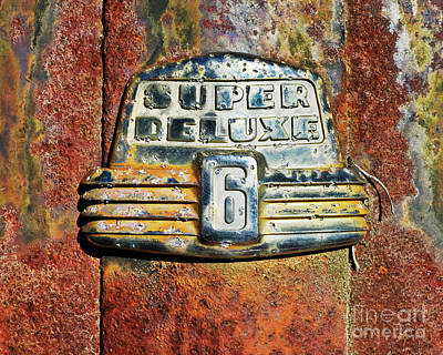 Photograph - Rusted 26 by Patrick M Lynch