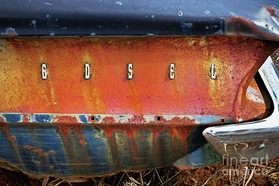 Photograph - Rusted 7 by Patrick M Lynch