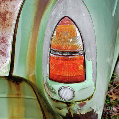 Photograph - Rusted 9 by Patrick M Lynch