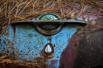 Photograph - Rusted Classic by Patrice Zinck