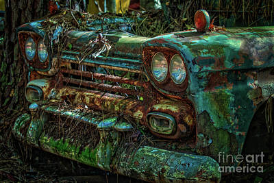Photograph - Rusted Dreams by Doug Sturgess