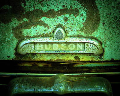 Photograph - Rusted Hudson by Rod Kaye