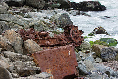 Photograph - Rusted In Place by Kandy Hurley