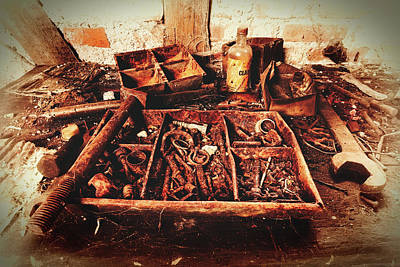Photograph - Rusted Memories by Pixabay