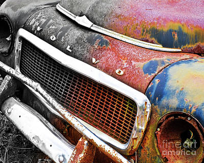 Photograph - Rusted by Patrick M Lynch