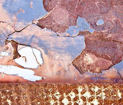 Photograph - Rusted Rust by Glennis Siverson
