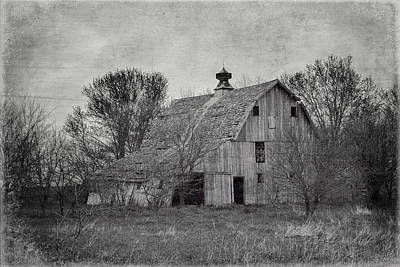 Mixed Media Royalty Free Images - Rustic and Ramshackle Royalty-Free Image by Teresa Wilson