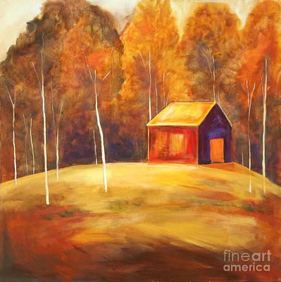 Rustic Barn Art Print