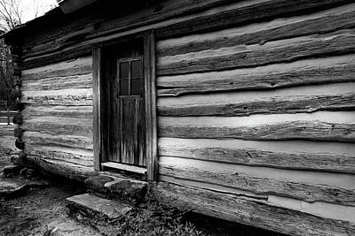 Photograph - Rustic Cabin by Doug Camara