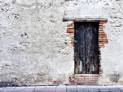 Photograph - Rustic Door  by Cristina Cristo