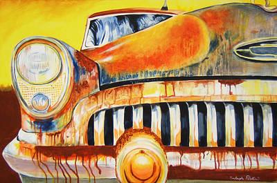 Painting - Rustic Dreams by Joseph Palotas