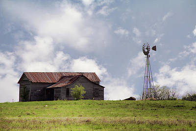 Photograph - Rustic Hill by Lana Trussell