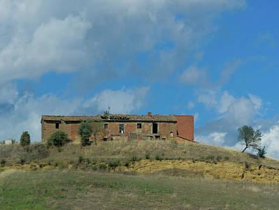 Photograph - Rustic Italy by S Paul Sahm