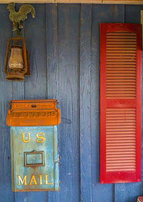 Fun Patterns - Rustic Mail by Craig David Morrison
