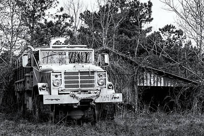 Photograph - Rustic Truck by Travis Rogers