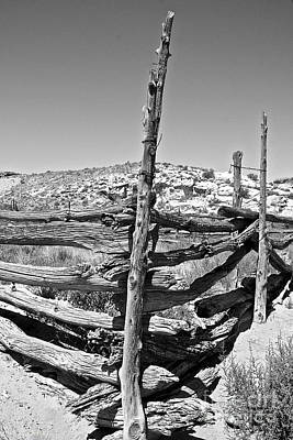 Photograph - Rustic West by Susan Herber